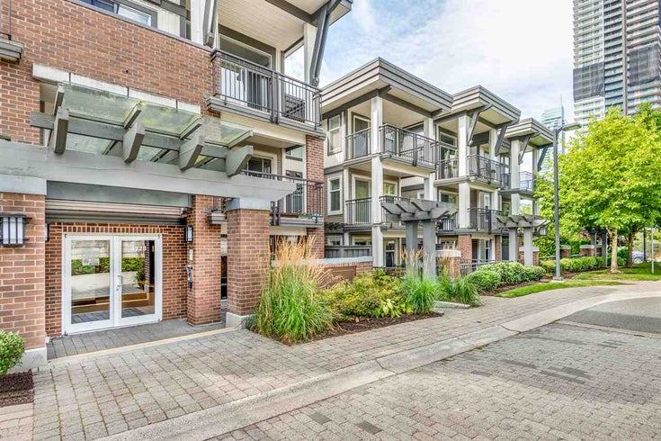 106 4728 BRENTWOOD DRIVE - Brentwood Park Apartment/Condo for sale, 2 Bedrooms (R2487430)