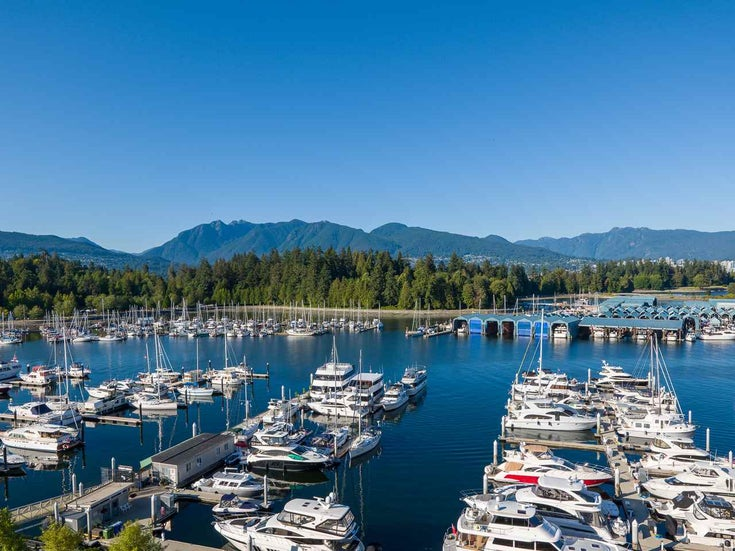 PH9 1717 BAYSHORE DRIVE - Coal Harbour Apartment/Condo for sale, 2 Bedrooms (R2487643)