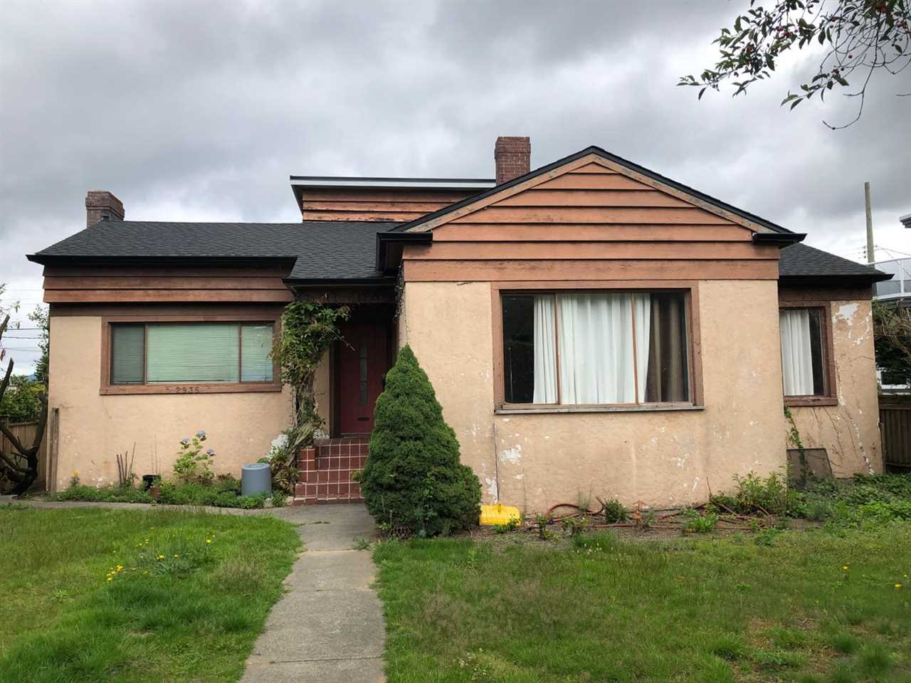 2935 W 27TH AVENUE - MacKenzie Heights House/Single Family for sale, 3 Bedrooms (R2487706) - #2