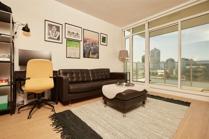 1008 6538 NELSON AVENUE - Metrotown Apartment/Condo for sale, 1 Bedroom (R2487766)
