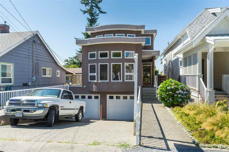 863 MAPLE STREET - White Rock House/Single Family for sale, 4 Bedrooms (R2487791)