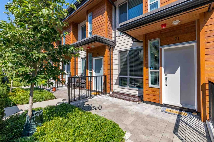 71 15775 MOUNTAIN VIEW DRIVE - Grandview Surrey Townhouse for sale, 4 Bedrooms (R2487975)