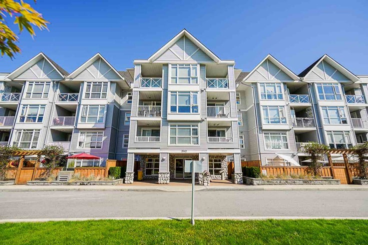 212 3142 ST JOHNS STREET - Port Moody Centre Apartment/Condo for sale, 1 Bedroom (R2487997)