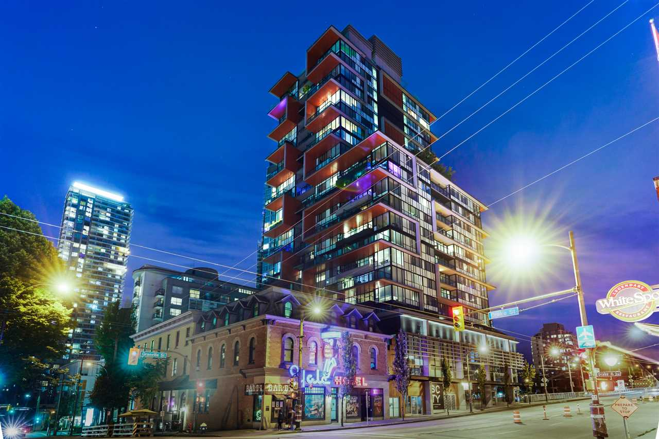 911 1325 ROLSTON STREET - Downtown VW Apartment/Condo for sale, 1 Bedroom (R2488110) - #1