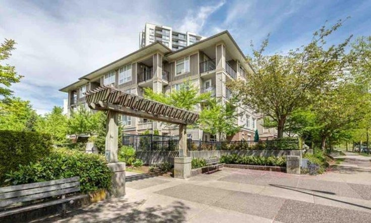 101 3575 EUCLID AVENUE - Collingwood VE Apartment/Condo for sale, 1 Bedroom (R2488382)