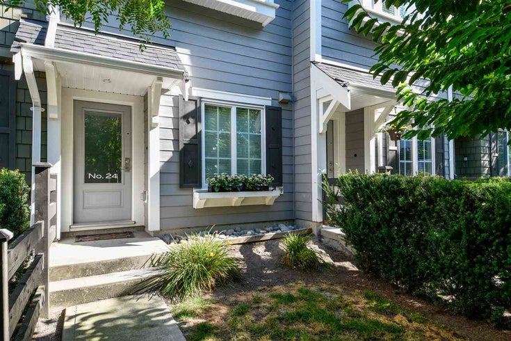 24 288 171 STREET - Pacific Douglas Townhouse for sale, 2 Bedrooms (R2488407)