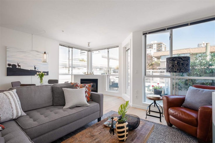 502 122 E 3RD STREET - Lower Lonsdale Apartment/Condo for sale, 2 Bedrooms (R2488408)