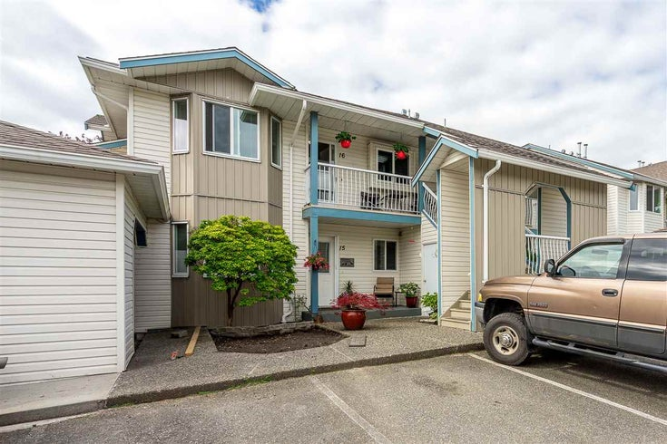 16 45435 KNIGHT ROAD - Sardis West Vedder Rd Apartment/Condo for sale, 2 Bedrooms (R2488438)