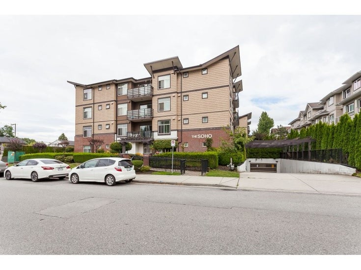 306 8168 120A STREET - Queen Mary Park Surrey Apartment/Condo for sale, 2 Bedrooms (R2488503)