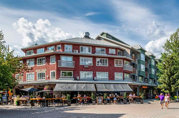244 4314 MAIN STREET - Whistler Village Apartment/Condo for sale, 2 Bedrooms (R2488506)