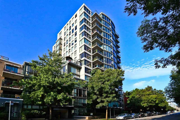 305 1428 W 6TH AVENUE - Fairview VW Apartment/Condo for sale, 2 Bedrooms (R2488579)