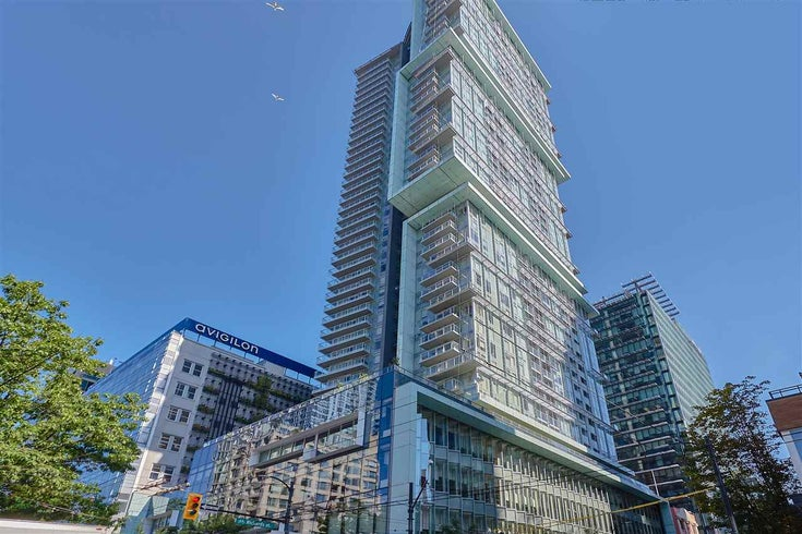 3709 777 RICHARDS STREET - Downtown VW Apartment/Condo for sale, 2 Bedrooms (R2488624)