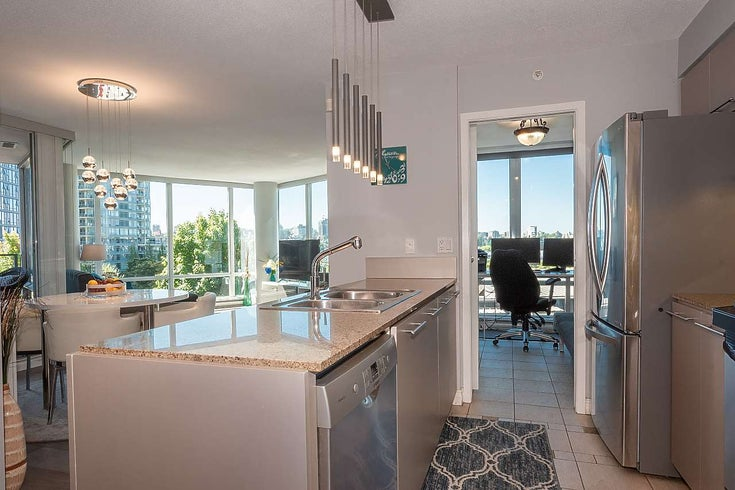 503 1495 RICHARDS STREET - Yaletown Apartment/Condo for sale, 2 Bedrooms (R2488687)