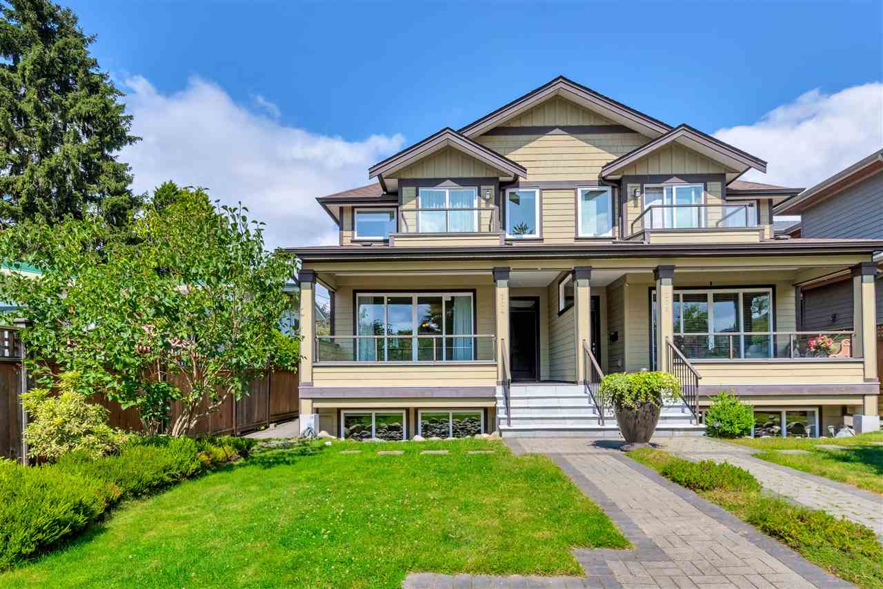 204 E 19TH STREET - Central Lonsdale 1/2 Duplex for sale, 5 Bedrooms (R2488692) - #1