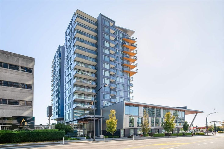 1001 111 E 13 STREET - Central Lonsdale Apartment/Condo for sale, 1 Bedroom (R2488704)