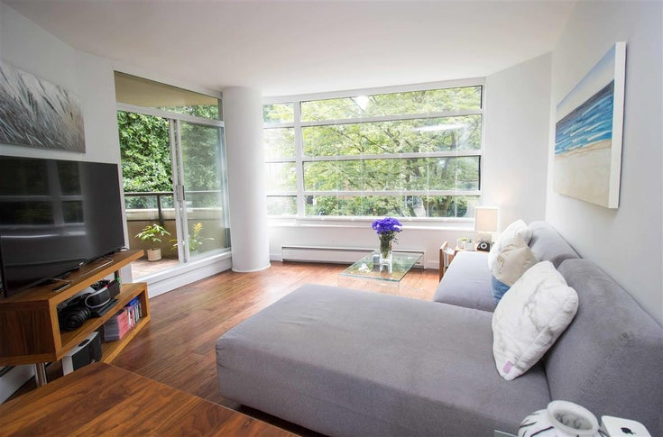201 1225 BARCLAY STREET - West End VW Apartment/Condo for sale, 2 Bedrooms (R2488790)