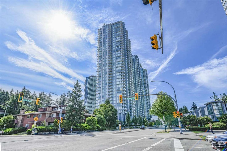 602 6538 NELSON AVENUE - Metrotown Apartment/Condo for sale, 1 Bedroom (R2488876)