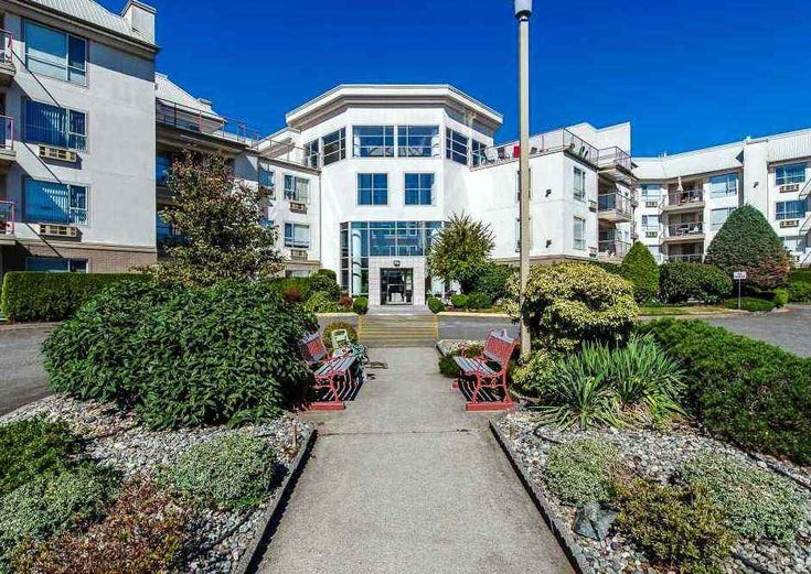 101 2626 COUNTESS STREET - Central Abbotsford Apartment/Condo for sale, 1 Bedroom (R2488893)