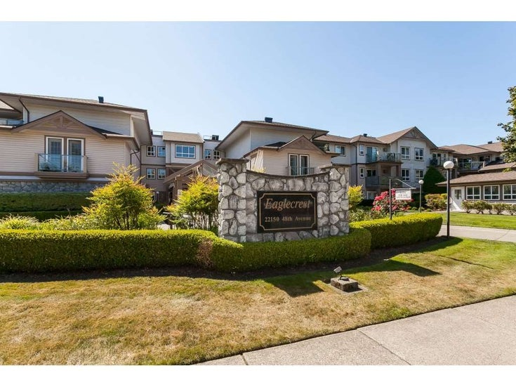 322 22150 48 AVENUE - Murrayville Apartment/Condo for sale, 2 Bedrooms (R2488936)