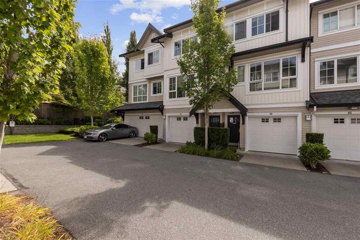 87 2450 161A STREET - Grandview Surrey Townhouse for sale, 3 Bedrooms (R2489001)