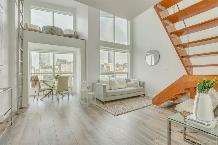 1002 933 SEYMOUR STREET - Downtown VW Apartment/Condo for sale, 1 Bedroom (R2489308)