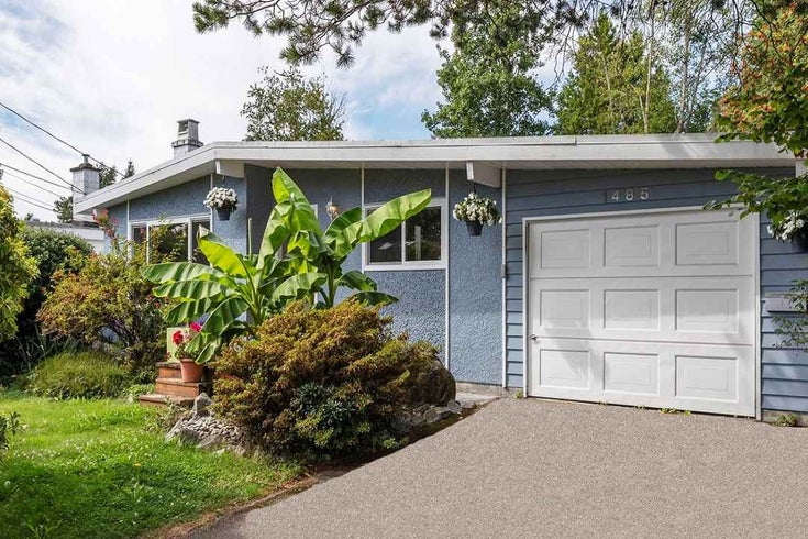 1485 STEVENS STREET - White Rock House/Single Family for sale, 2 Bedrooms (R2489353)