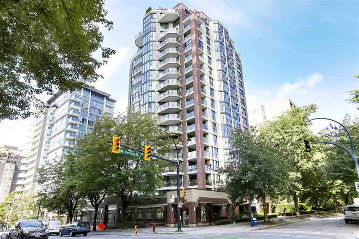904 1010 BURNABY STREET - West End VW Apartment/Condo for sale, 2 Bedrooms (R2489426)