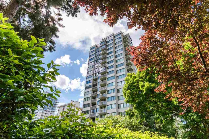 203 1740 COMOX STREET - West End VW Apartment/Condo for sale, 1 Bedroom (R2489466)