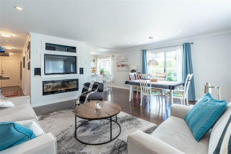 208 1378 GEORGE STREET - White Rock Apartment/Condo for sale, 2 Bedrooms (R2489470)