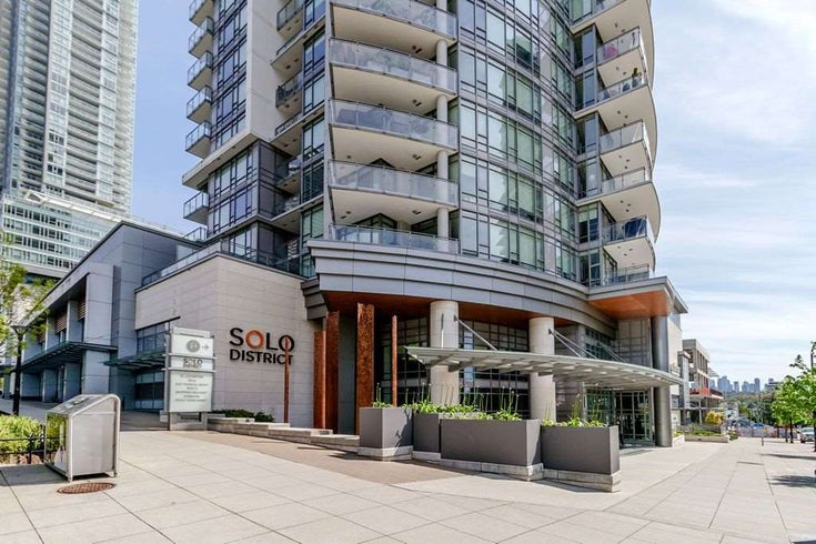2405 2008 ROSSER AVENUE - Brentwood Park Apartment/Condo for sale, 1 Bedroom (R2489687)