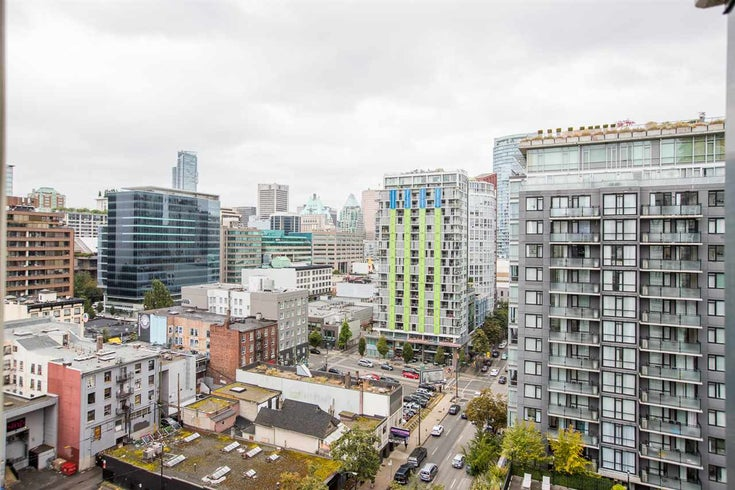 1803 1082 SEYMOUR STREET - Downtown VW Apartment/Condo for sale, 1 Bedroom (R2489764)