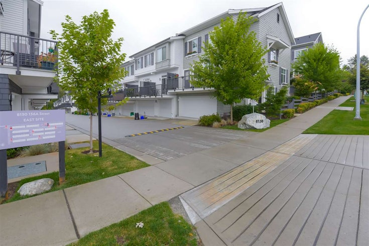 2 8130 136A STREET - Bear Creek Green Timbers Townhouse for sale, 4 Bedrooms (R2489770)