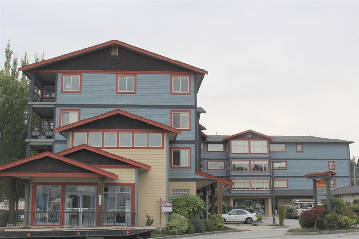 306 5631 INLET AVENUE - Sechelt District Apartment/Condo for sale, 2 Bedrooms (R2489802)