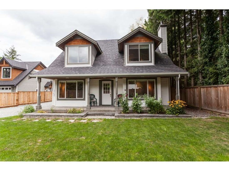 2 23165 OLD YALE ROAD - Campbell Valley House/Single Family for sale, 2 Bedrooms (R2489880)