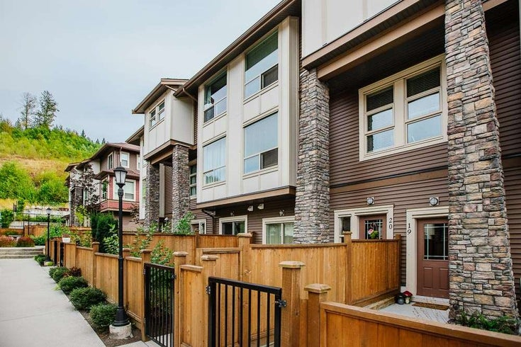 20 10480 248 STREET - Thornhill MR Townhouse for sale, 4 Bedrooms (R2489905)