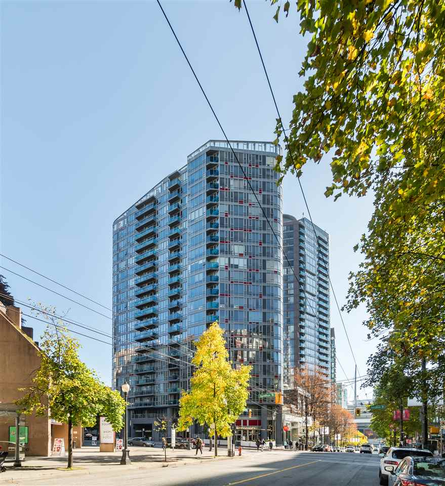 1709 788 HAMILTON STREET - Downtown VW Apartment/Condo for sale, 3 Bedrooms (R2489935) - #1