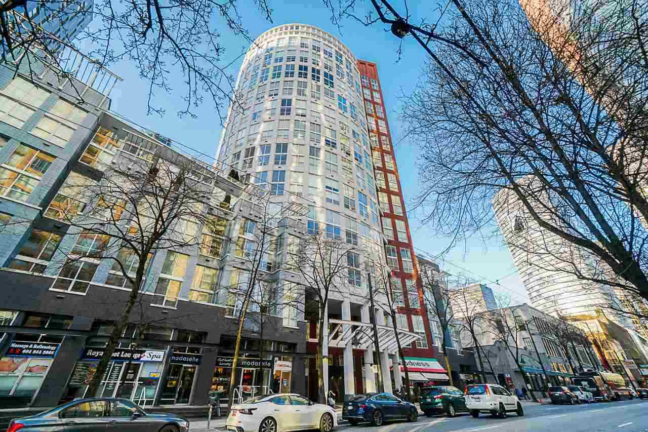 310 933 SEYMOUR STREET - Downtown VW Apartment/Condo for sale, 1 Bedroom (R2489994) - #1