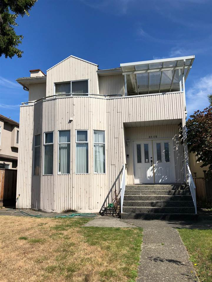 8108 MONTCALM STREET - Marpole House/Single Family for sale, 4 Bedrooms (R2490065)