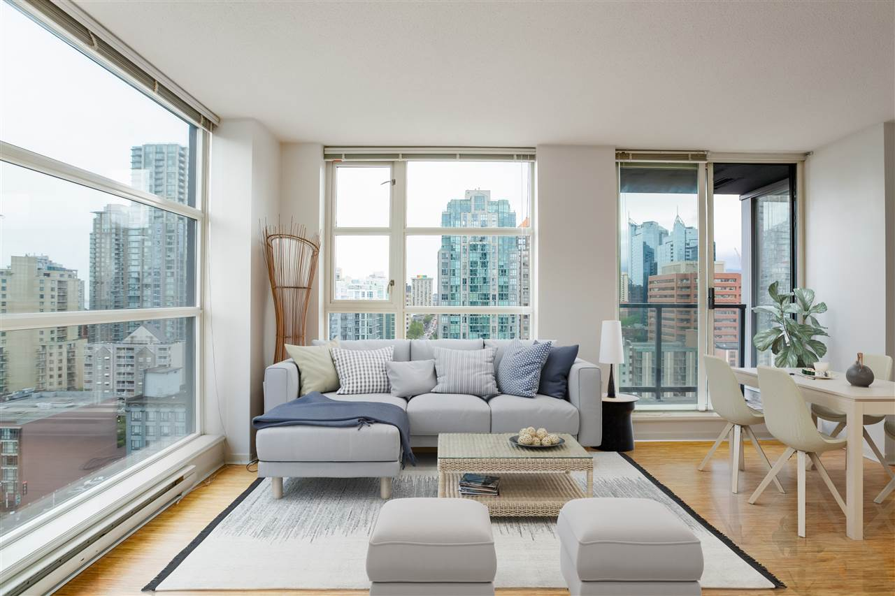 1808 1199 SEYMOUR STREET - Downtown VW Apartment/Condo for sale, 1 Bedroom (R2490383) - #1