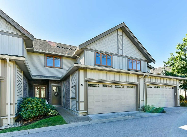 49 3109 161 STREET - Grandview Surrey Townhouse for sale, 5 Bedrooms (R2490416)