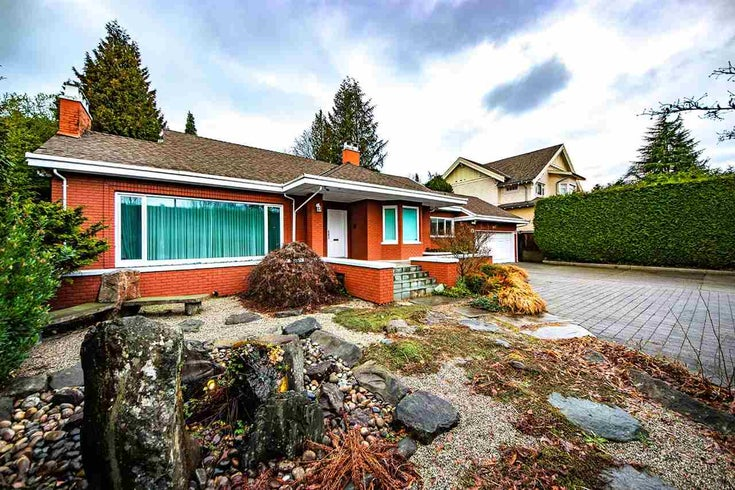 1657 W KING EDWARD AVENUE - Shaughnessy House/Single Family for sale, 8 Bedrooms (R2490677)