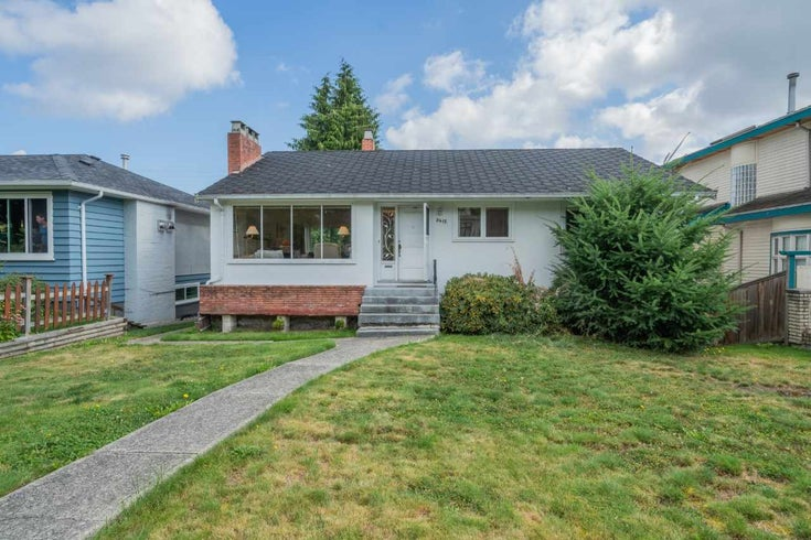 3412 PUGET DRIVE - Arbutus House/Single Family for sale, 4 Bedrooms (R2490713)