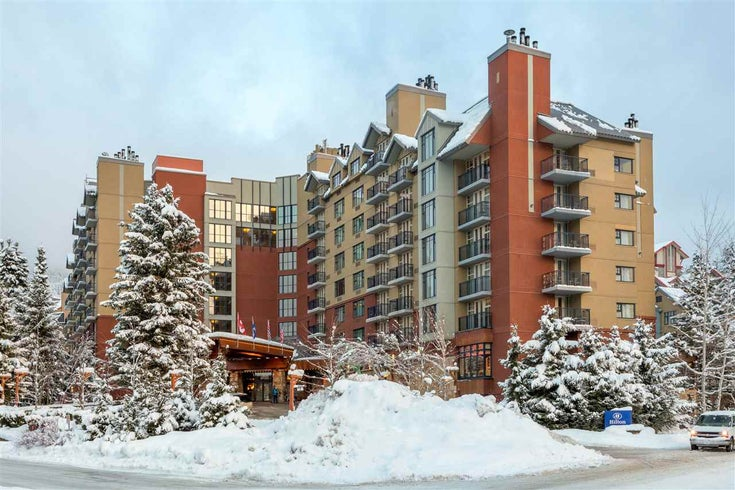156 4050 WHISTLER WAY - Whistler Village Apartment/Condo for sale, 1 Bedroom (R2490791)