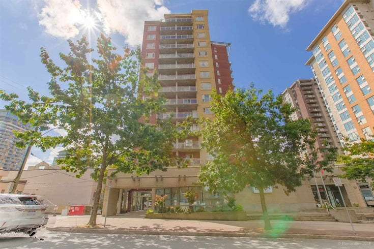 1004 121 W 15 STREET - Central Lonsdale Apartment/Condo for sale, 1 Bedroom (R2490865)