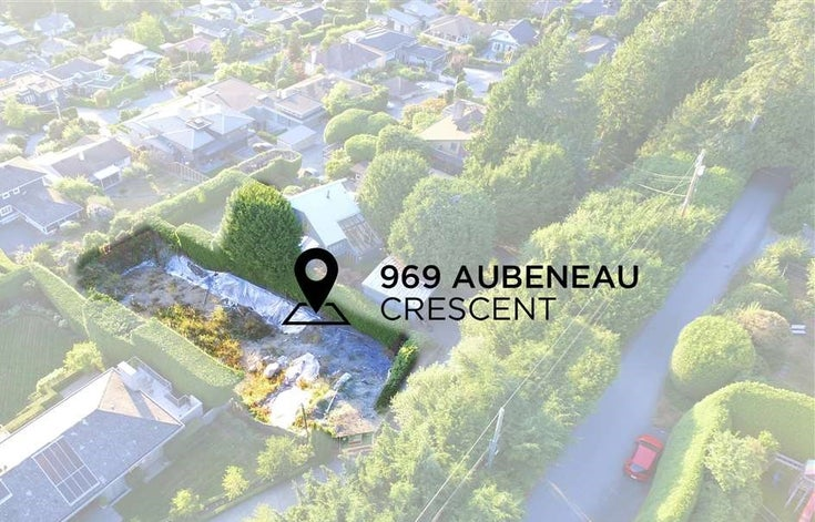 969 AUBENEAU CRESCENT - Sentinel Hill House/Single Family for sale, 4 Bedrooms (R2490889)