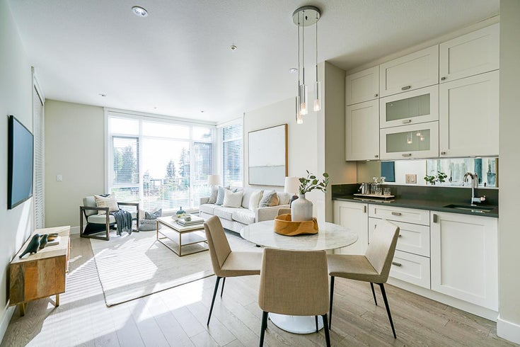 216 14855 THRIFT AVENUE - White Rock Apartment/Condo for sale, 1 Bedroom (R2491096)