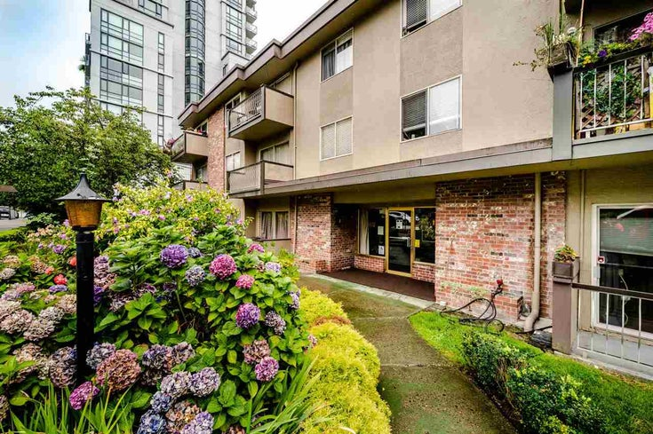 104 610 THIRD AVENUE - Uptown NW Apartment/Condo for sale(R2491163)