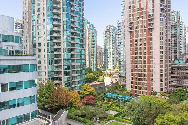 907 821 CAMBIE STREET - Downtown VW Apartment/Condo for sale, 1 Bedroom (R2491282)
