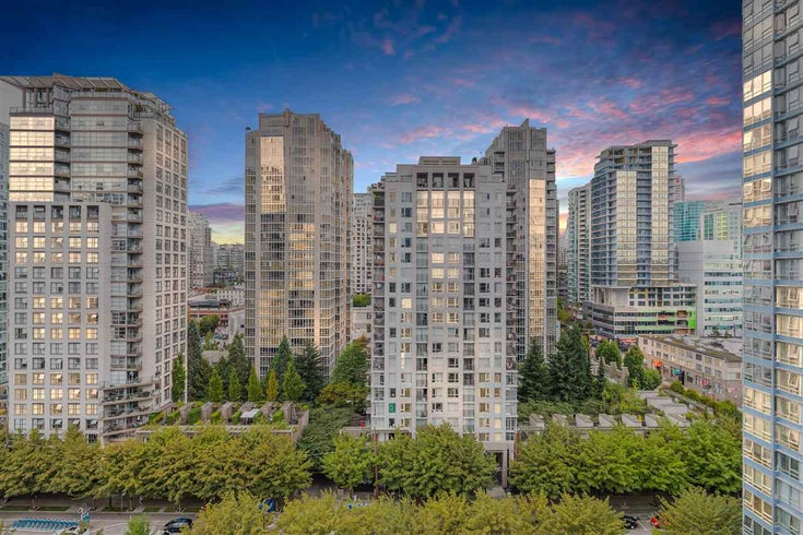 1809 939 EXPO BOULEVARD - Yaletown Apartment/Condo for sale, 1 Bedroom (R2491297)