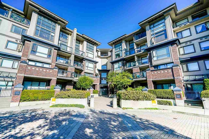 427 10838 CITY PARKWAY - Whalley Apartment/Condo for sale, 2 Bedrooms (R2491534)